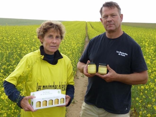 moutarde artisanal