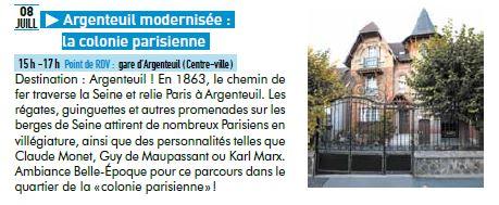Colonie parisienne